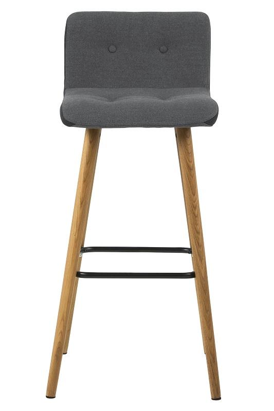 N/A – Sue barstol - lys grå fra unoliving.com