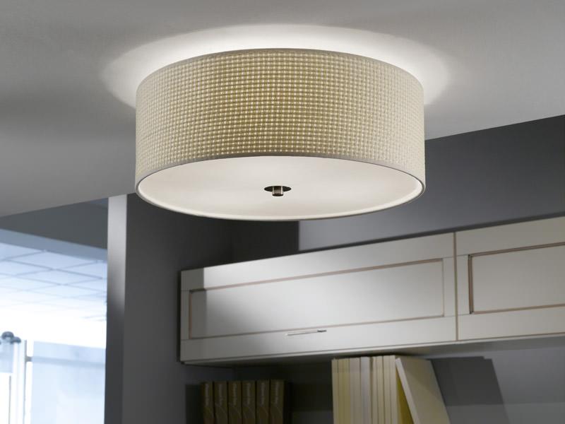 N/A Kalunga loftlampe - beige på unoliving.com