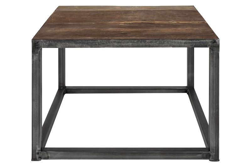 Canett timber sofabord - genanvendt træ - 60x60 fra Canett fra unoliving.com