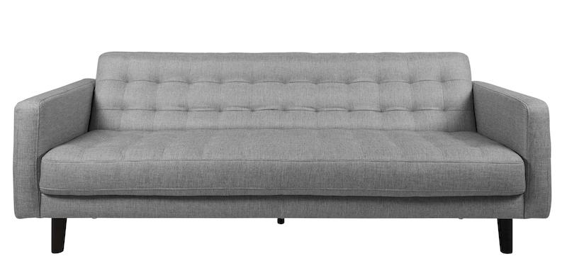 N/A – Webster 3-pers. sofa - lys grå på unoliving.com