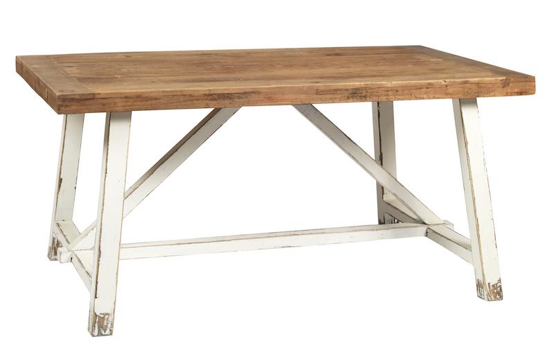 Arles vintage spisebord - 160x95 fra N/A på unoliving.com