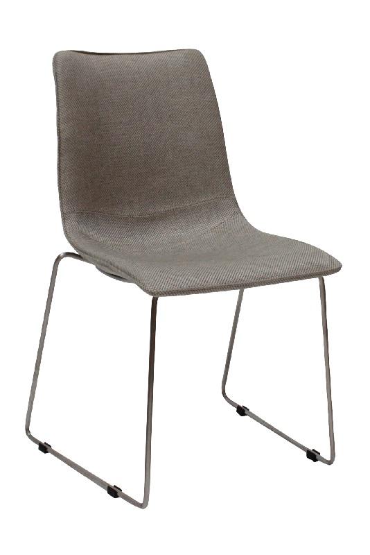 Canett eccho  spisebordsstol - lys grå fra Canett fra unoliving.com