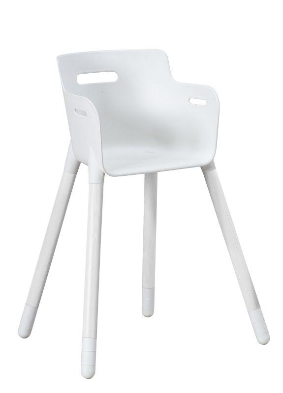 Flexa - junior stol - hvid fra Flexa på unoliving.com