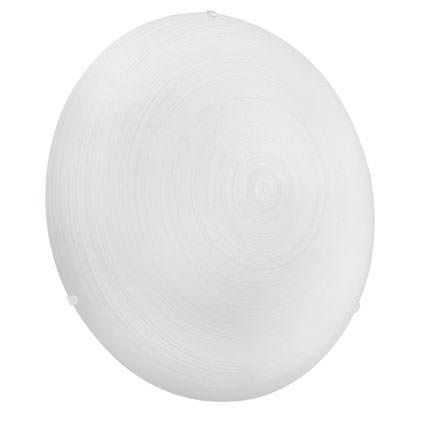 N/A Malva glas loftlampe - beige - ø31,5 på unoliving.com