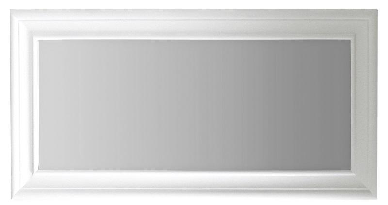 Canett – Canett hamptons  spejl - hvid fra unoliving.com