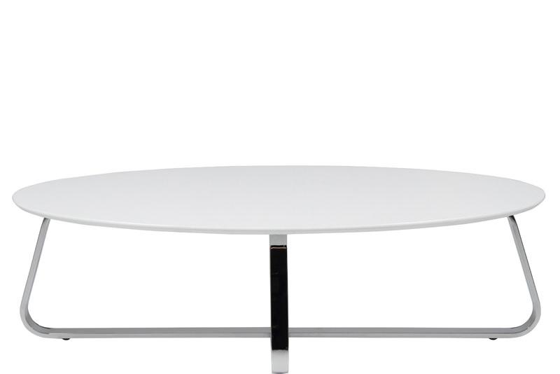 Tynset sofabord - hvid fra N/A fra unoliving.com