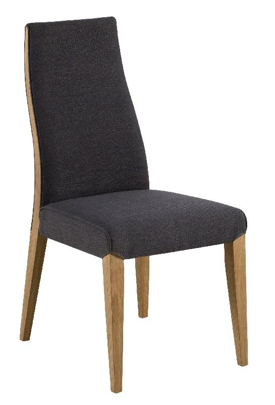 Bernhard spisebordsstol - grå fra N/A fra unoliving.com