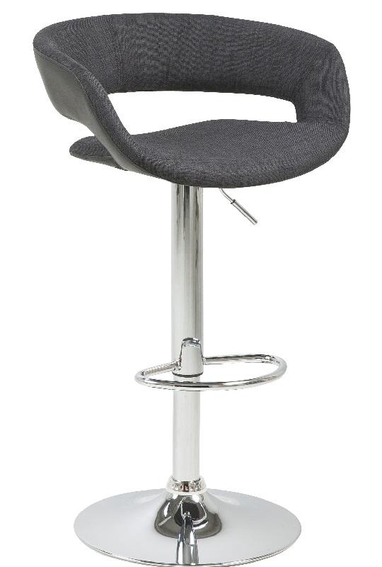 N/A Kline barstol - antracitgrå på unoliving.com