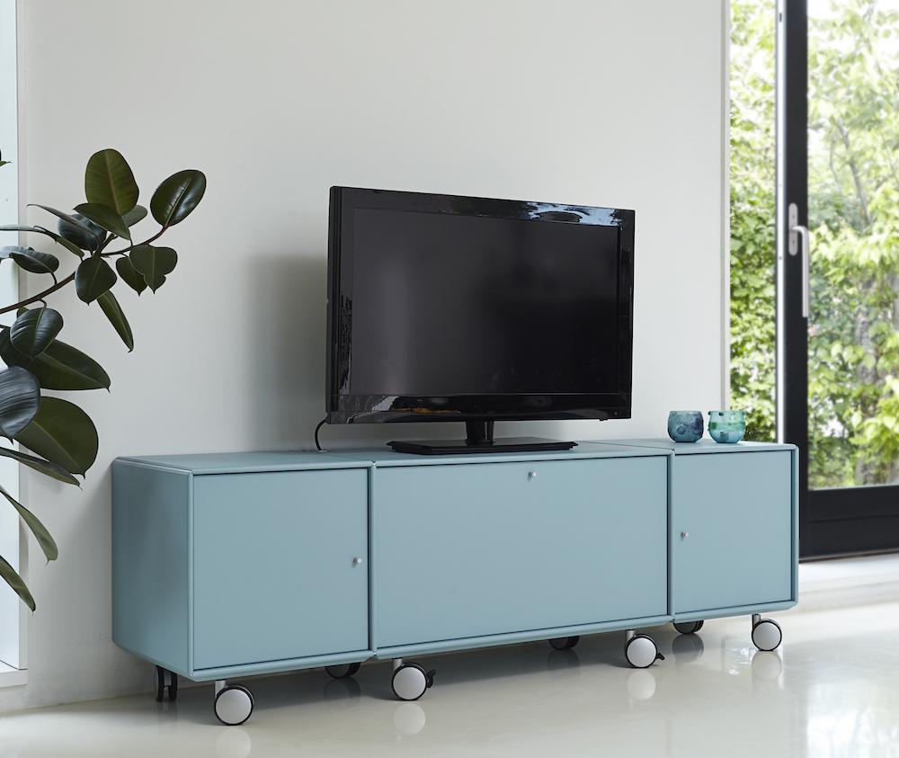 Abc - quadrant tv-modul tobago blå fra Abc reoler fra unoliving.com