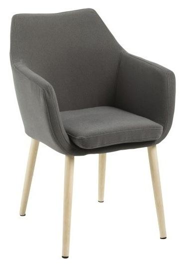 N/A – Amada spisebordsstol - grå på unoliving.com