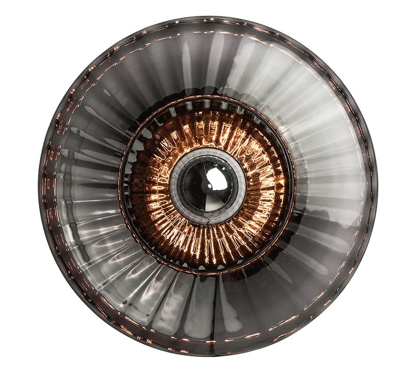 Design by us – Design by us new wave optic væglampe - grå på unoliving.com