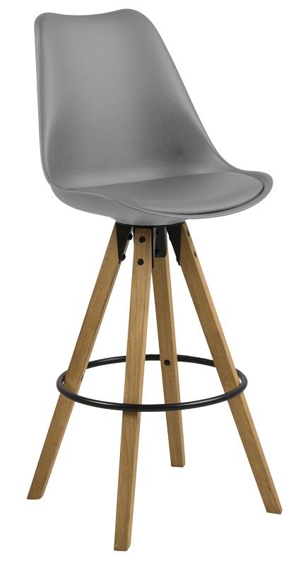 Fryd barstol - grå fra N/A på unoliving.com