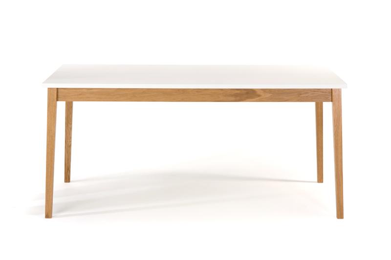 Woodman - blanco spisebord - hvid fra Woodman fra unoliving.com
