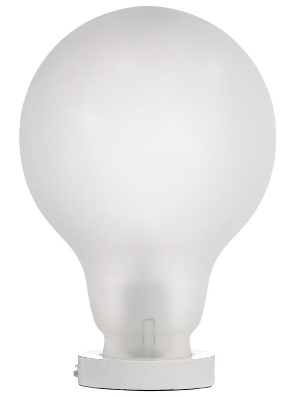 Bloomingville – Bloomingville bordlampe - frostet glas på unoliving.com