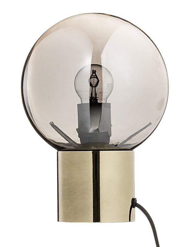 Bloomingville – Bloomingville  bordlampe - guld - ø18 fra unoliving.com