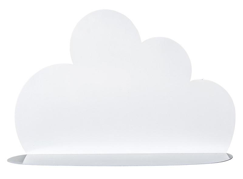 Bloomingville – Bloomingville cloud hylde - hvid fra unoliving.com