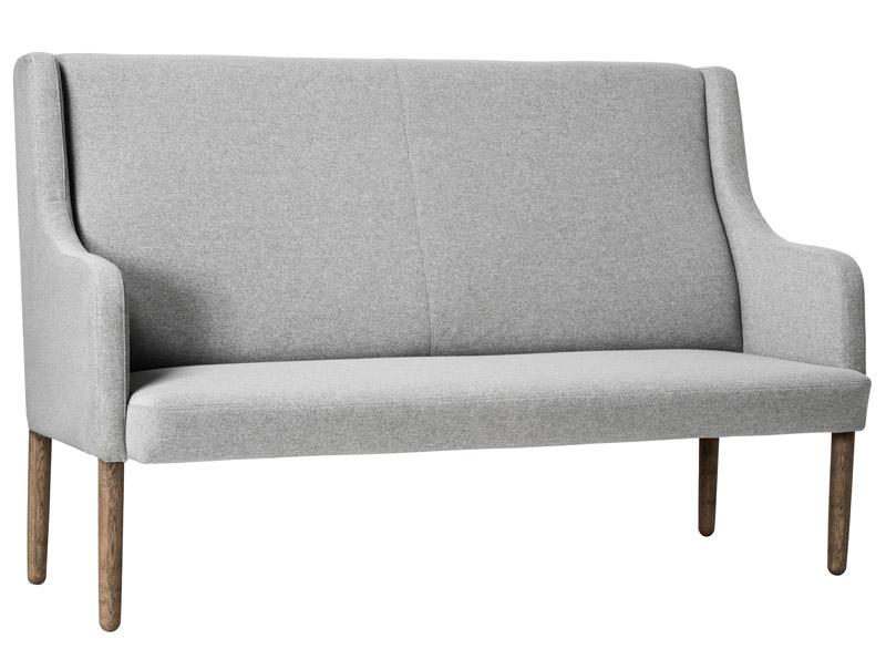 Bloomingville rest 2-pers. sofa - grå fra Bloomingville på unoliving.com