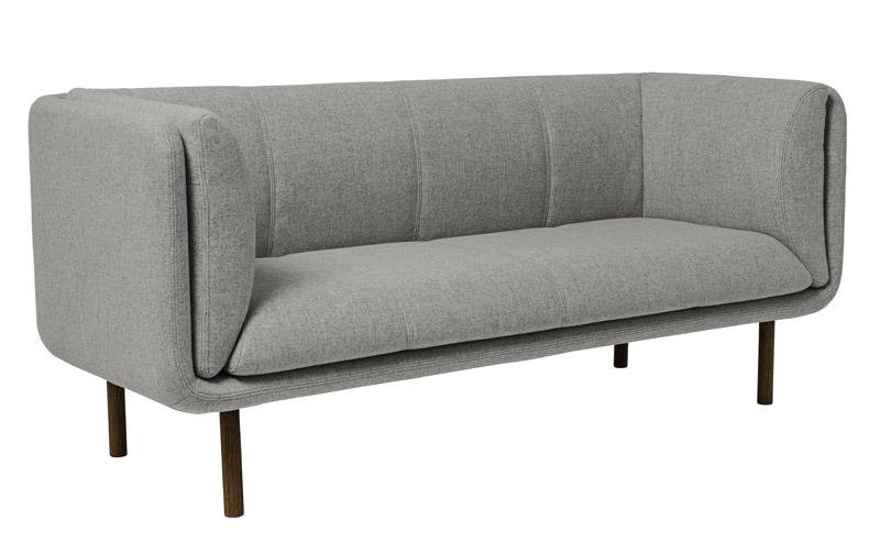 Bloomingville Bloomingville stay 3-pers. sofa - grå fra unoliving.com