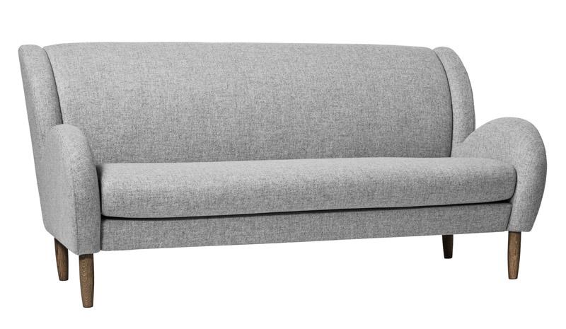 Bloomingville Bloomingville chill 2-pers. sofa - grå på unoliving.com