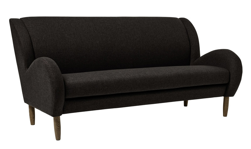 Bloomingville Bloomingville chill 3-pers. sofa - antracit fra unoliving.com