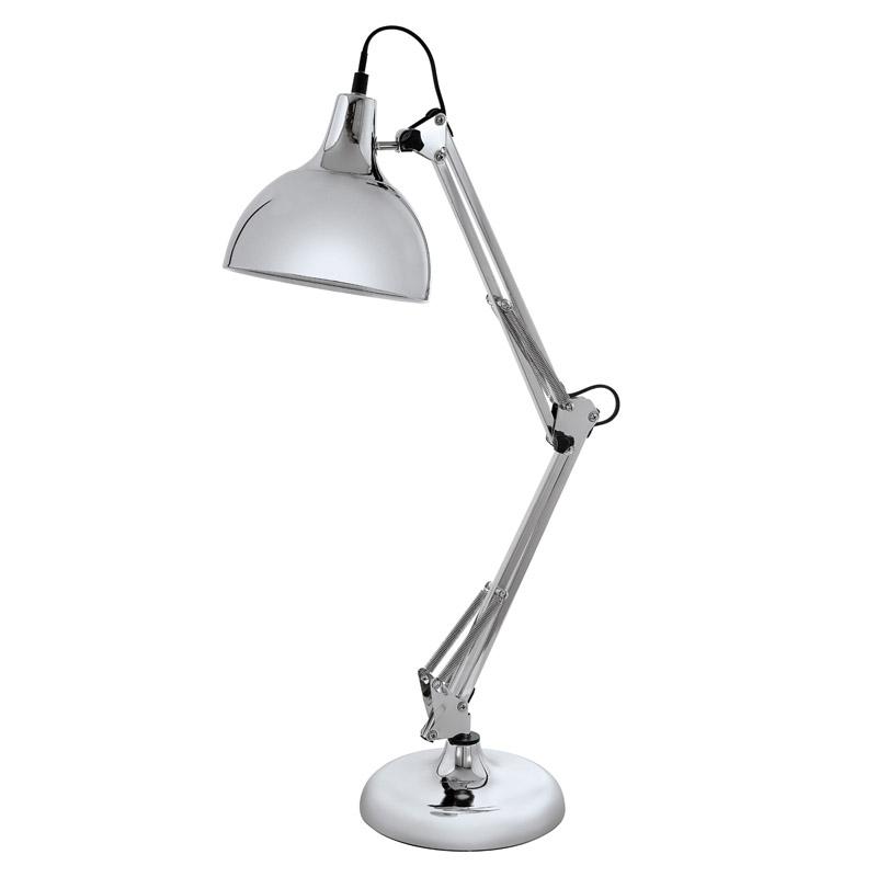 N/A Borgillio - krom bordlampe fra unoliving.com