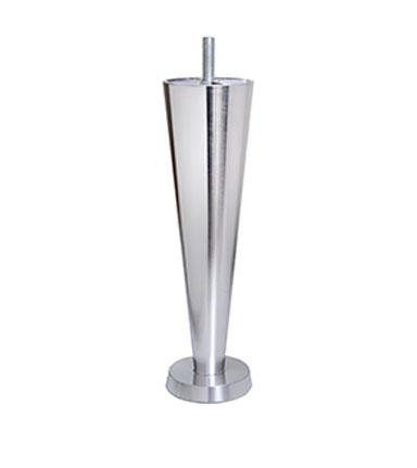 N/A Champagneben i krom - 19 cm på unoliving.com