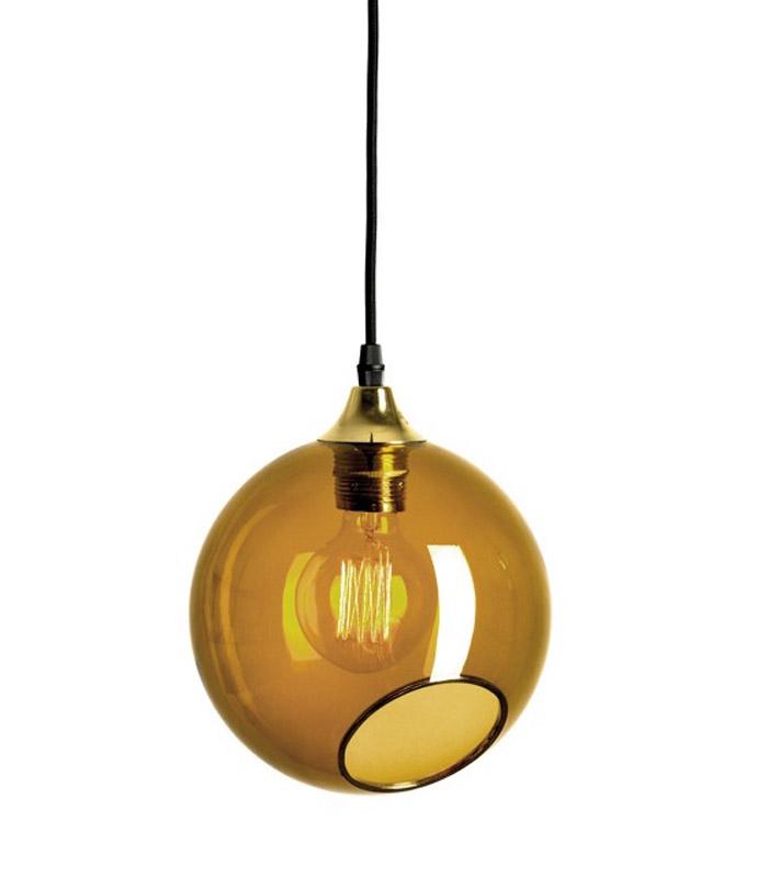 Design by us ballroom pendel - brun fra Design by us på unoliving.com