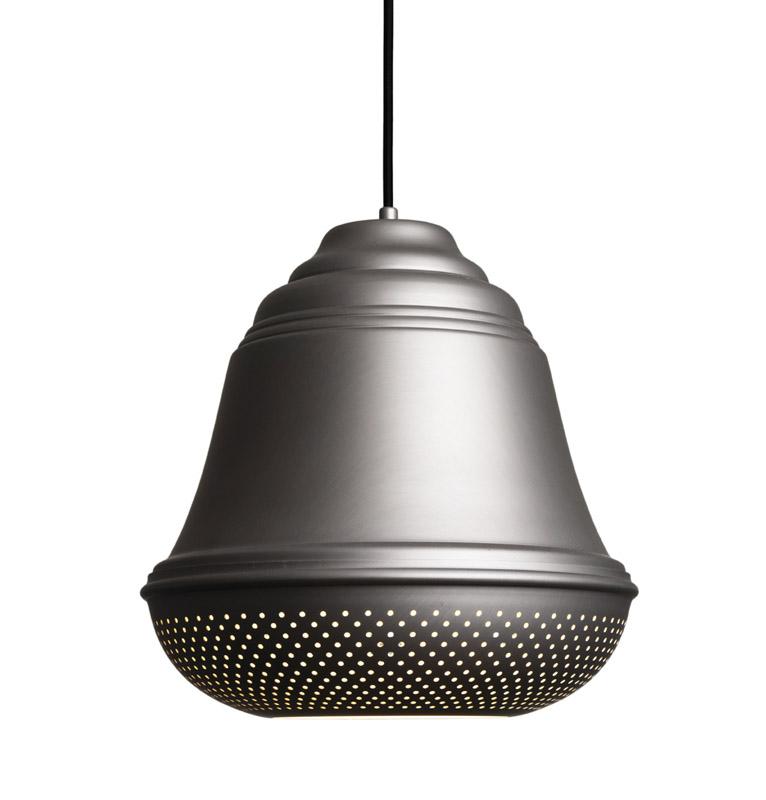 Design by us bellis 320 raw pendel - grå fra Design by us på unoliving.com