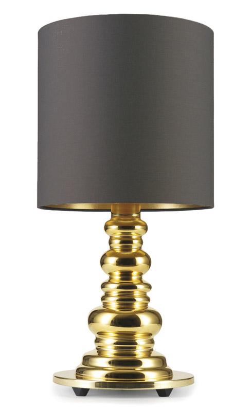 Design by us Design by us punk deluxe bordlampe - brun fra unoliving.com