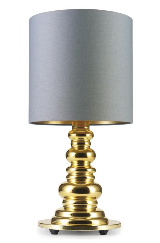 Design by us punk deluxe bordlampe - grå fra Design by us fra unoliving.com