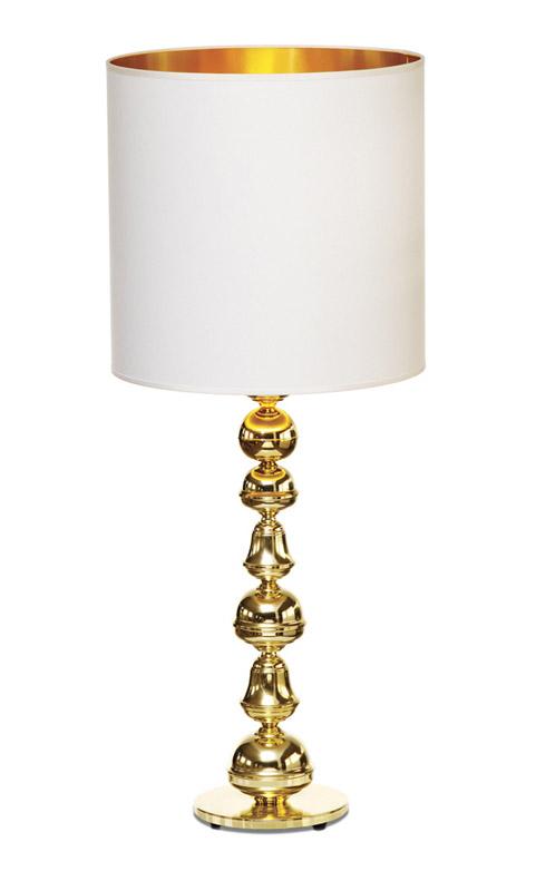 Design by us Design by us sheik arab bordlampe - guld på unoliving.com