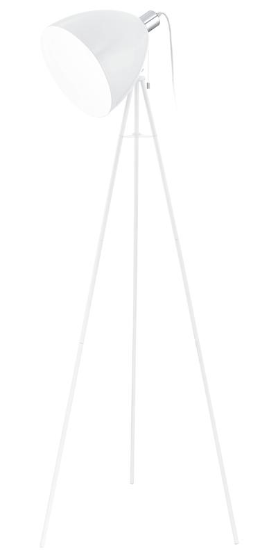 N/A – Don dio gulvlampe - hvid på unoliving.com