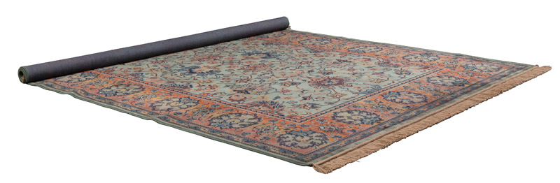 Dutchbone – Dutchbone - bid tæppe 170 x 240 cm - grøn fra unoliving.com