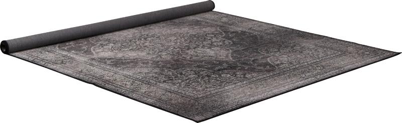 Dutchbone – Dutchbone - rugged orientalsk tæppe mørk - 170x240 på unoliving.com