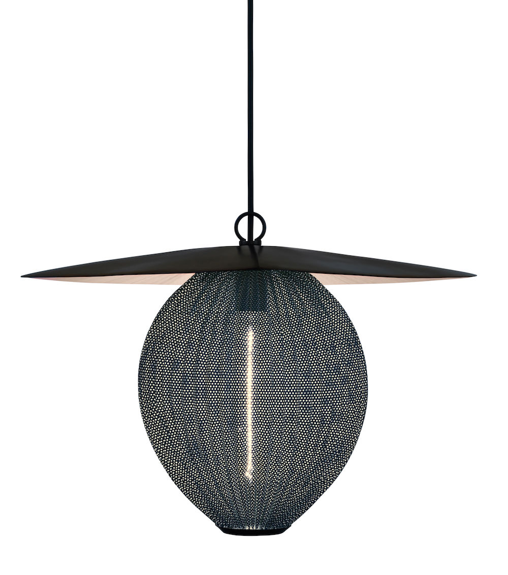 Gubi Gubi - satellite pendant - ø: 22,5 rainy grey fra unoliving.com