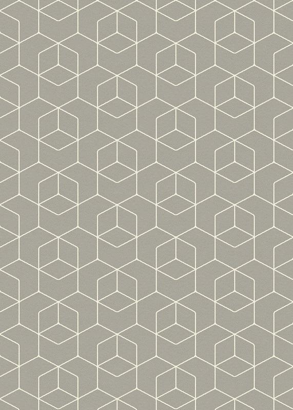 N/A – Gent luvtæppe - grå - 140x200 fra unoliving.com