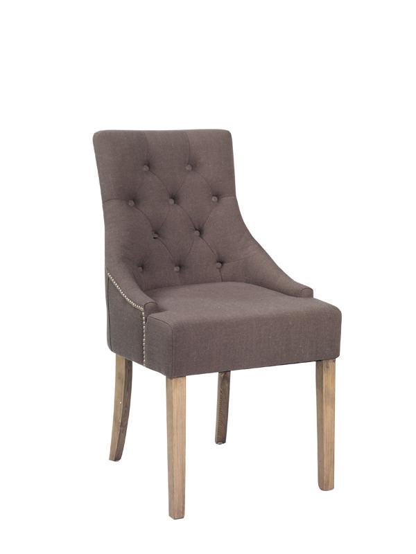 Nova spisebordsstol - grå fra N/A fra unoliving.com