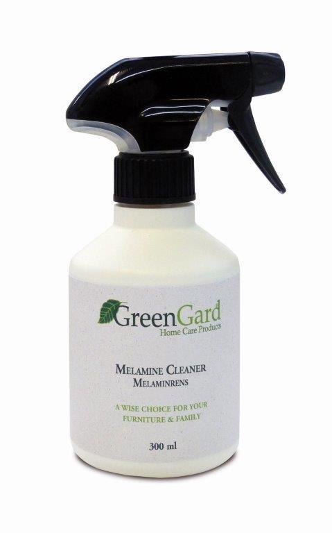 Greengard melaminrens 300 ml fra N/A på unoliving.com