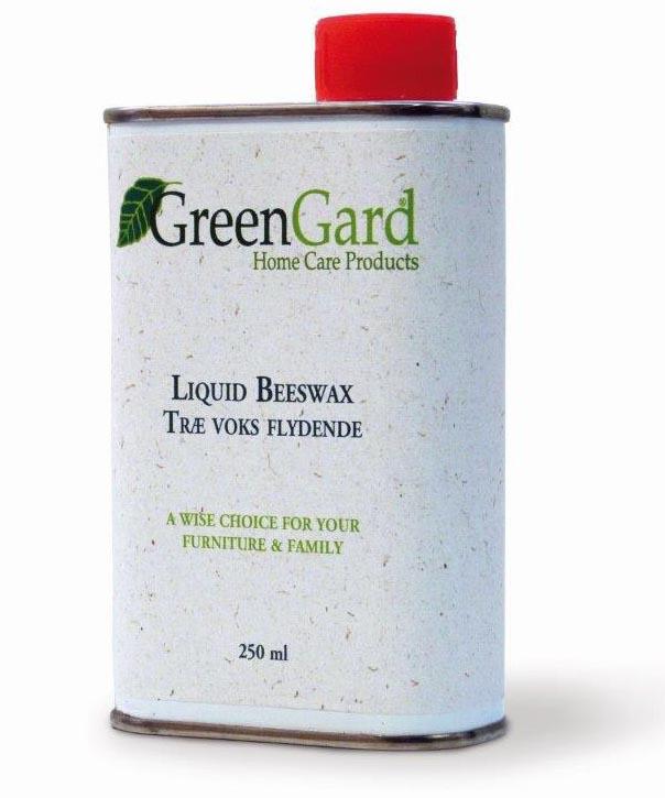 Greengard trævoks flydende 250 ml fra N/A på unoliving.com
