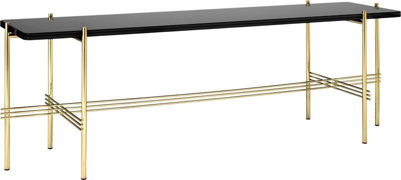 Gubi – Gubi - ts consol rectangulaire m. 1 glashylde fra unoliving.com