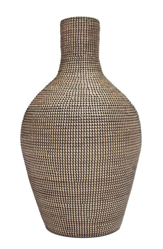 Canett – Canett thung gulv vase - flet - h:90 fra unoliving.com