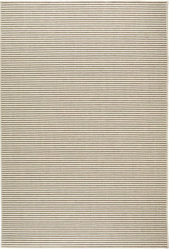 N/A Casa grande fladvævet uld tæppe - hvid - 160x240 fra unoliving.com