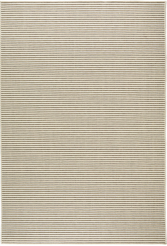 N/A – Casa grande fladvævet uld tæppe - hvid - 200x290 på unoliving.com