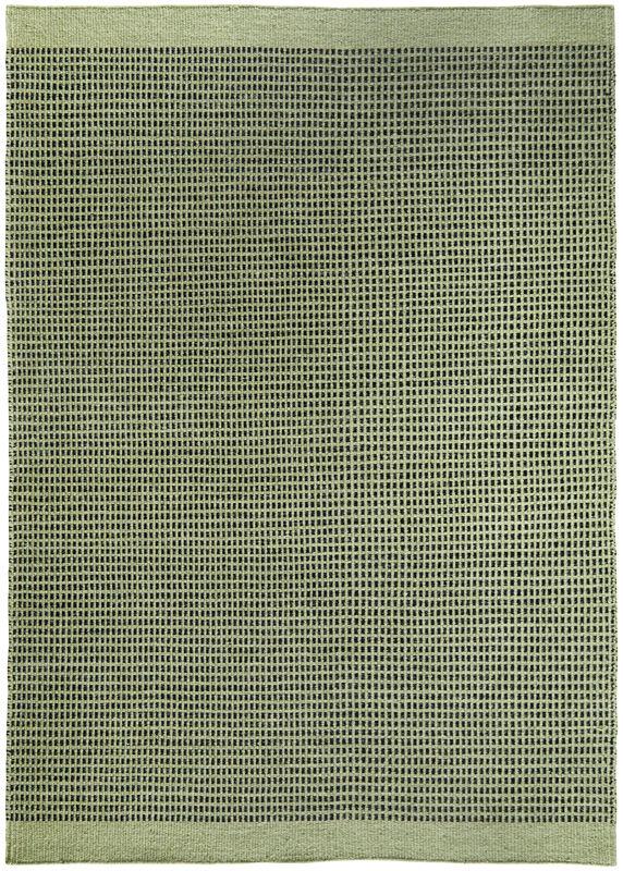 N/A – Trend kelimtæppe - grøn - 140x200 på unoliving.com