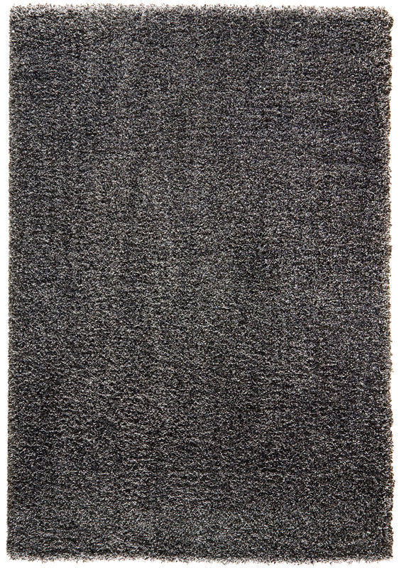 N/A – Supreme ryatæppe - antracit grå - 160x230 fra unoliving.com
