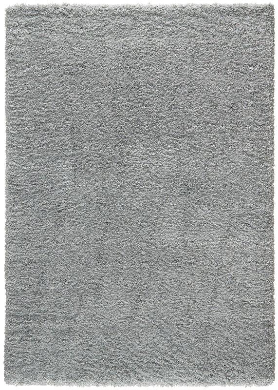 Supreme ryatæppe - grå - 160x230 fra N/A på unoliving.com