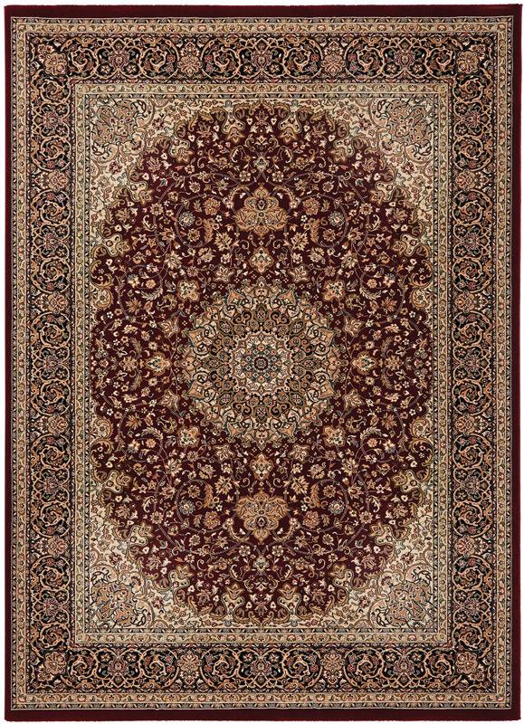 N/A Teheran oriental wiltontæppe - rød - 170x230 fra unoliving.com