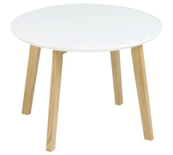 N/A – Clikx hjørnebord - hvid fra unoliving.com