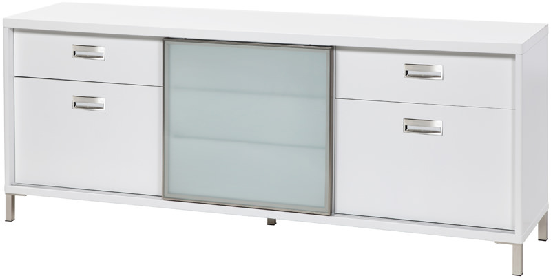 Future tv-bord - hvid b:178 fra N/A på unoliving.com