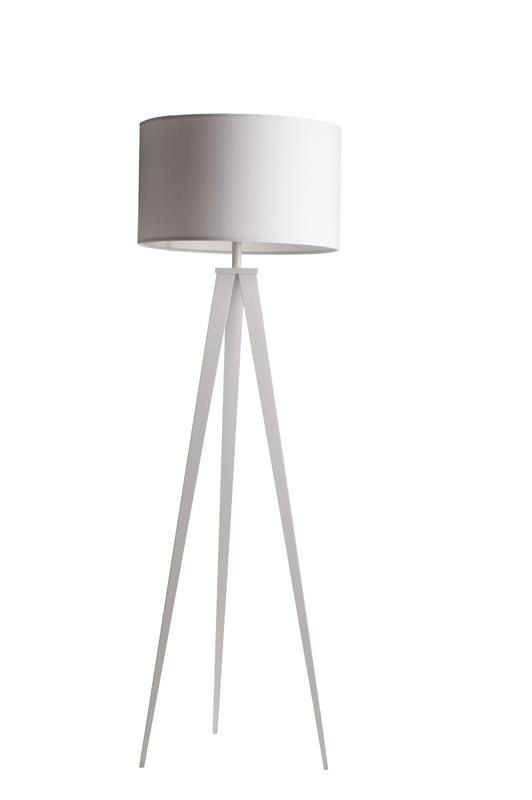 Zuiver – Zuiver - tripod gulvlampe - hvid på unoliving.com